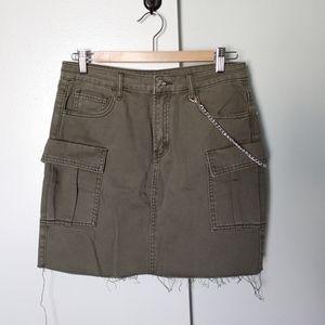 🔥3/$25 | Shein | denim skirt